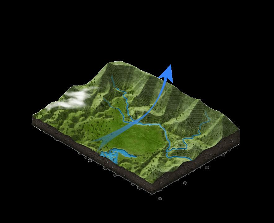 X1飞行控制系统-地形跟随