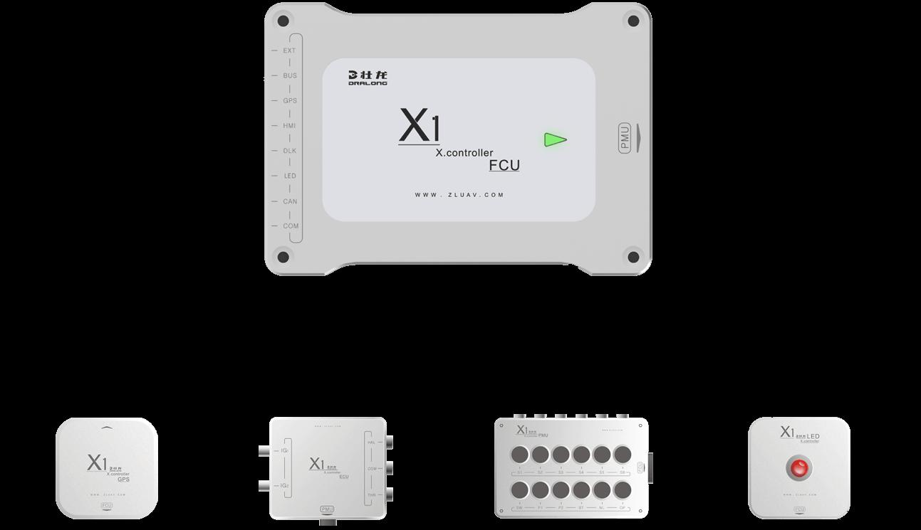 X1飞行控制系统